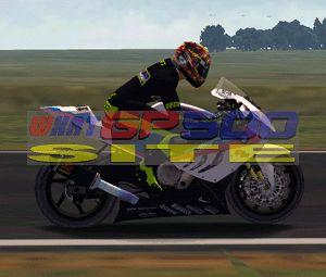 GP500: Model BMW S1000RR (Maikman) Resized by Wxat