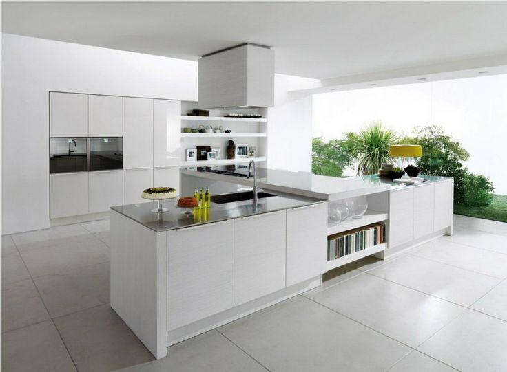 127 besten Küche Bilder auf Pinterest Moderne küchen, Küchen - küche mit weinkühlschrank