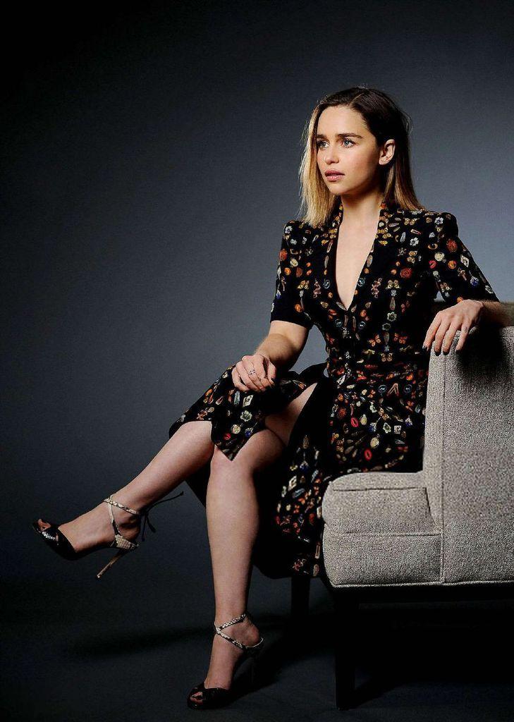 Emilia Clarke – Los Angeles Times Photoshoot, June 2016 : Global Celebrtities (F) FunFunky.com