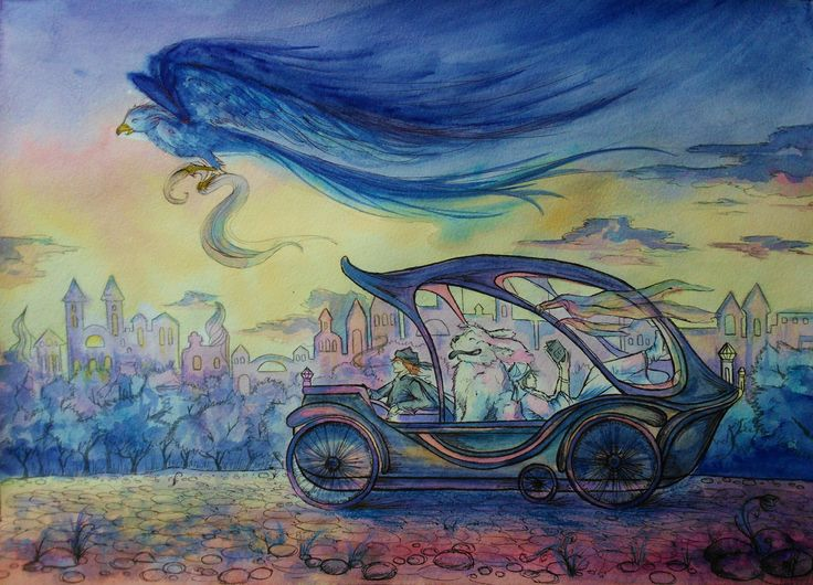 Enjoy the ride by Shadow-insomnia.deviantart.com on @DeviantArt