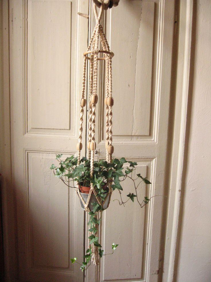 plus de 25 id es uniques dans la cat gorie crochet plante. Black Bedroom Furniture Sets. Home Design Ideas