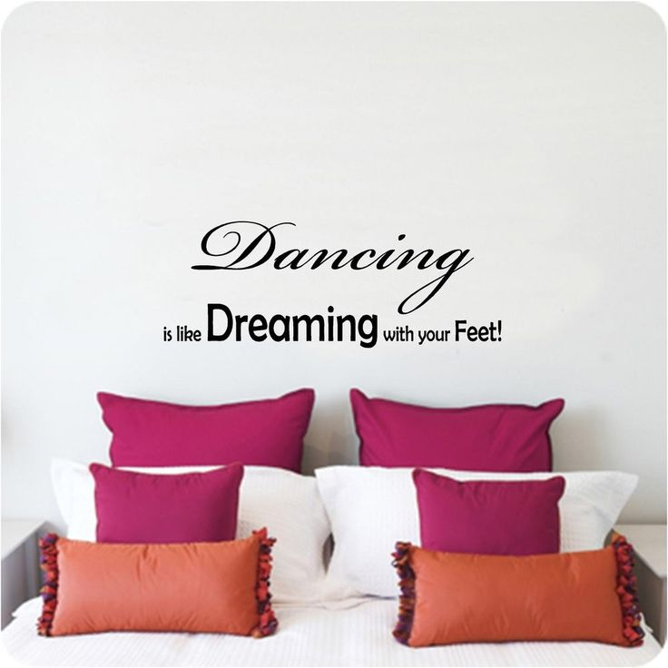 Best Adult Bedroom Custom Vinyl Wall Decals Stick On Wall Art - Custom vinyl wall decals dance