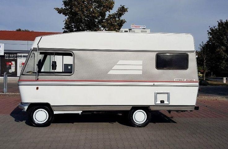 Oldtimer Wohnmobil Hymer Bedford Diesel mit H - Kennzeichen | eBay