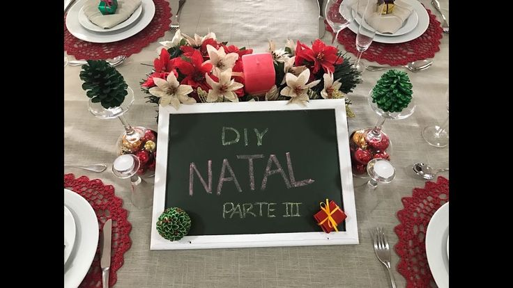 DIY: Ideias Para o Natal (Parte III)