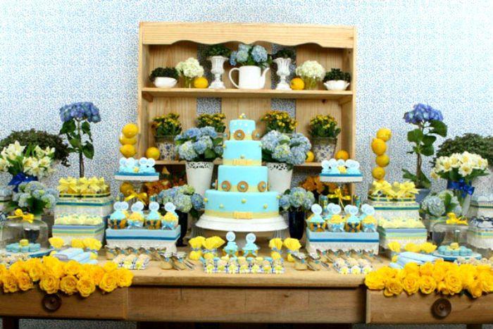 Azul Tiffany para decoração de casamento: uma cor linda e suave para alegrar a sua festa