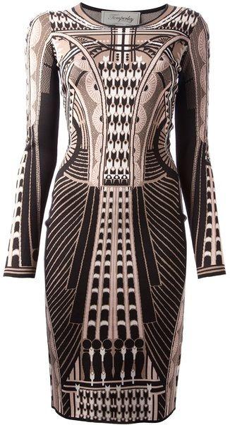 Temperley London Art Deco Dress Art Deco style www.finditforweddings.com
