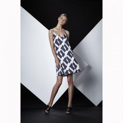 SHILLA Luxe Print Cami Dress
