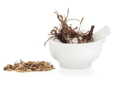 Valerian Root Tea  For Sleep   If you're having trouble sleeping, consider valerian tea. The natural compounds in valerian root have been used as a sedative and may help reduce the amount of time it takes for you to fall asleep. Try drinking valerian root tea a couple of hours before bedtime as a safer alternative to habit-forming sleep aids.