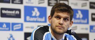 Kannemann é apresentado no Grêmio  e pede tempo para entrar em forma