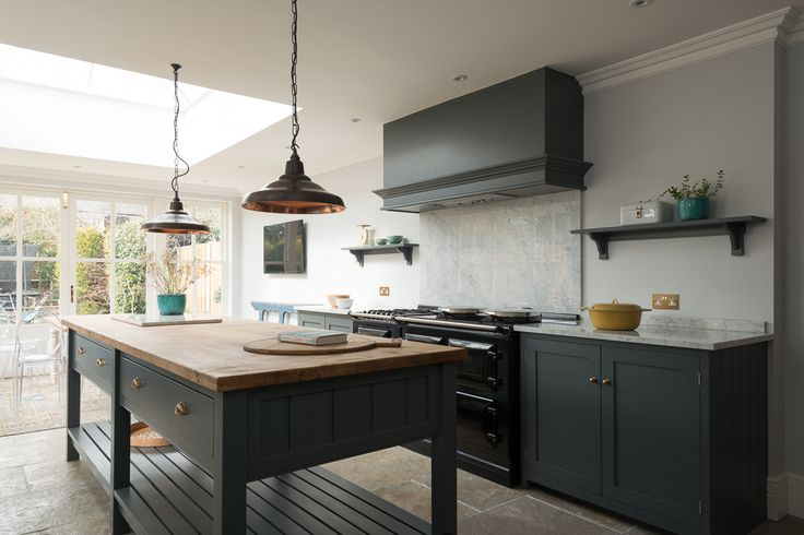 The Hampton Court Kitchen by deVOL