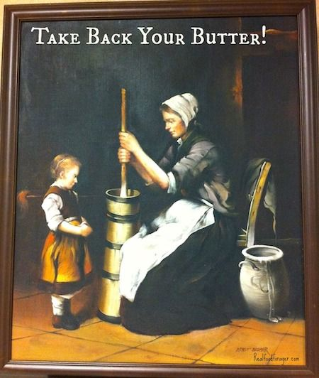 Take Back Your Butter – A little Known Component in Butter that has a Tremendous Impact on Your Health post image