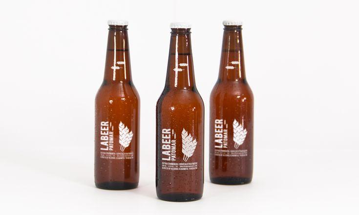 Beer Bottle Mockup - 1