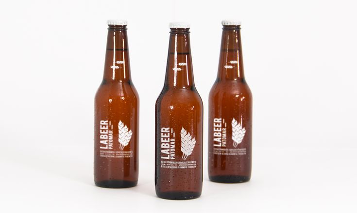 Beer Bottle Mockup - 1