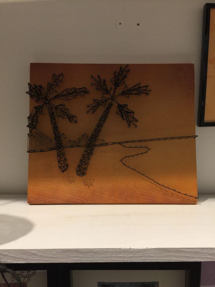 Palm tree string art 7 best String