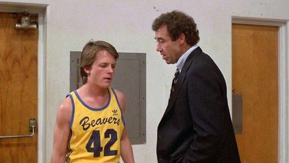 Scott's Beavers Uniform - Worn by Michael J. Fox in Teen Wolf - http://filmgarb.com/scotts-beavers-uniform/