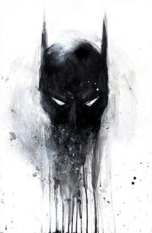 Batmanacrilic