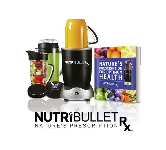 Buy NutriBullet Rx at Argos.co.uk, visit Argos.co.uk to shop online for Blenders and smoothie makers, Blenders, juicers and smoothie makers, Kitchen electricals, Home and garden