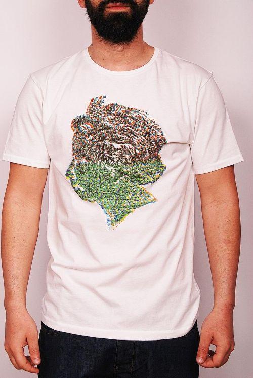 Insight - Fraser men's t-shirt dusted