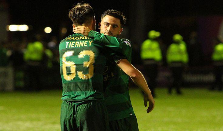 Patrick Roberts Praises 'Top Class' Celtic Support