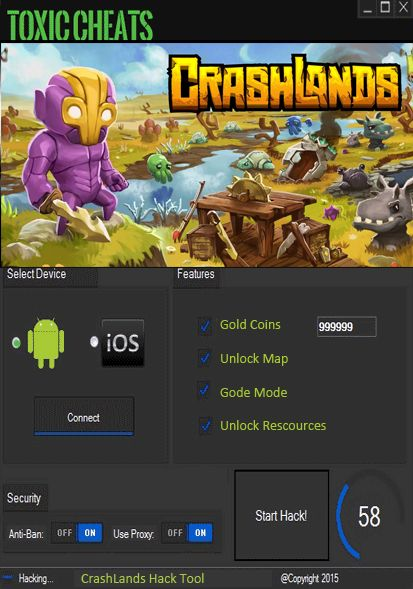 Crashlands hack cheats tool