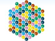 Free Online Puzzle Games, Launch your bubbles to clear off the board by matching 3 of the same colors in Bubble Spinner!  Be careful with your shot, because if you miss to many times, more bubbles will be added!  Keep in mind that the harder your bubble hits the group, the more the bubbles will spin!, #bubble #spinner #puzzle #match