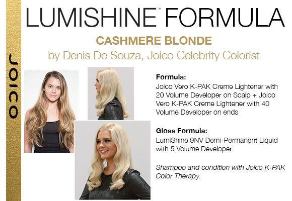Cashmere Blonde