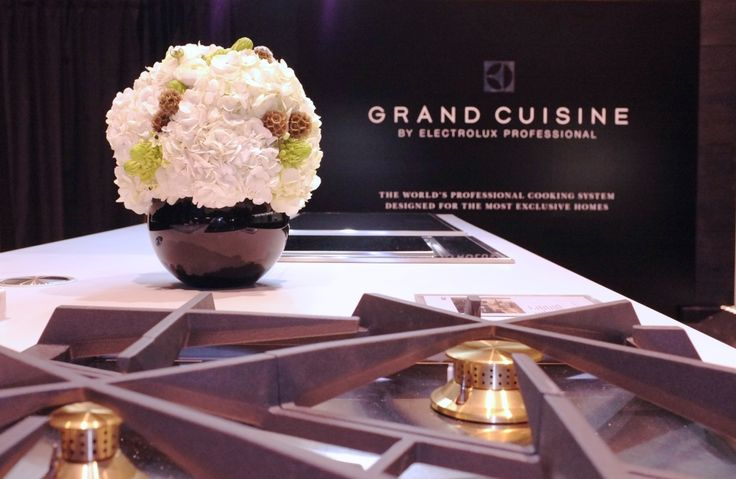 Grand Cuisine Showroom Singapore #GrandCuisine