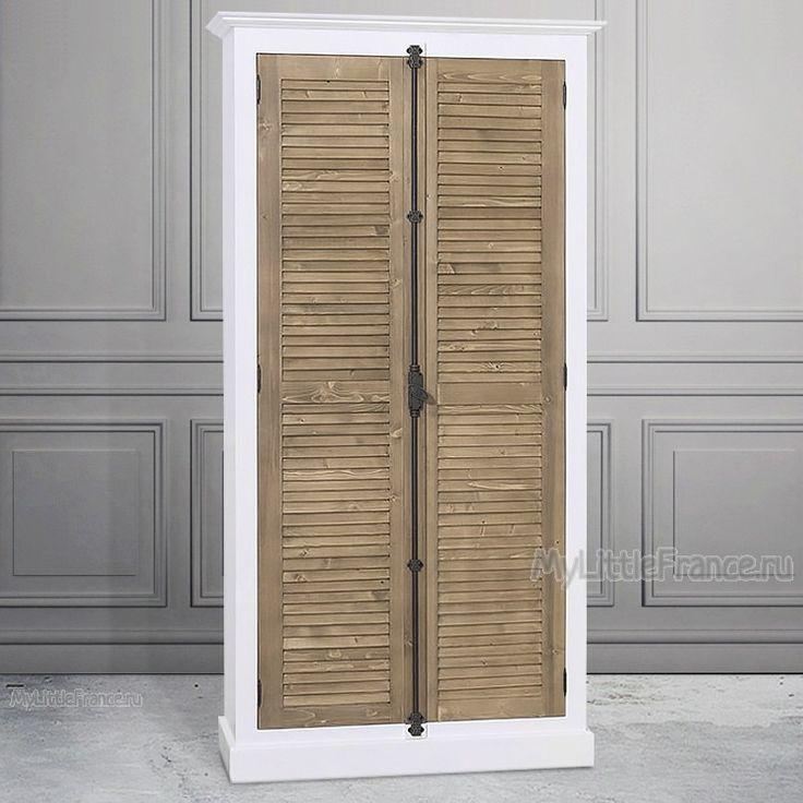 Платяной шкаф Sidney - Шкафы для одежды - Спальня - Мебель по комнатам My Little France