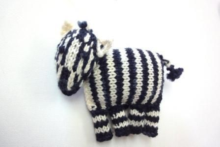 Zebra from African Animal Baby Mobile