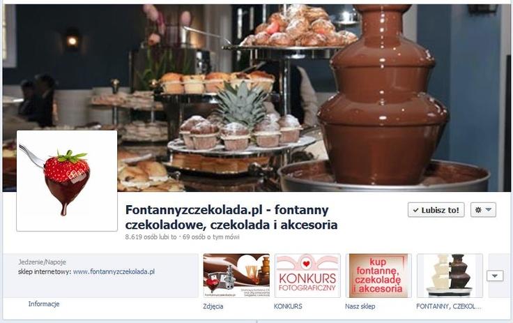 Cover photo sklepu Fontannyzczekolada.pl