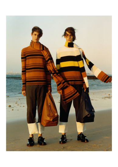 Jamie Hawkesworth Shoots SS15 Menswear Collection for Loewe JAMIE HAWKESWORTH07-07-2014_ Photography by Jamie Hawkesworth, creative direction by M⁄M (Paris).