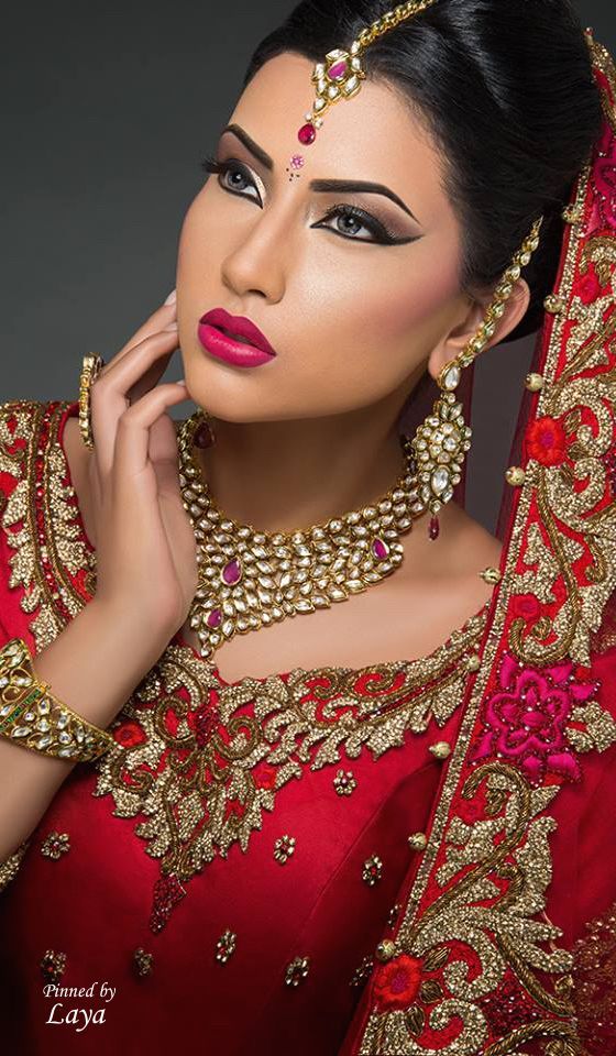 Bridal Beauty❋Indian Bride❋