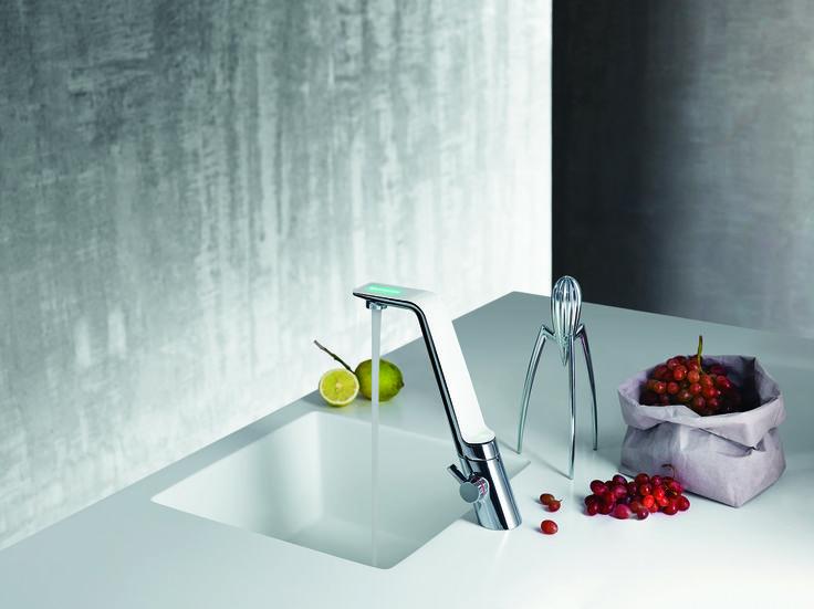 LA CUCINA ALESSI by Oras #oras #alessi #waterisworthloving #faucet #kitchen #water