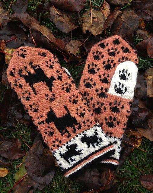 Ravelry: Dogpark (in English) pattern by Lena Bergsman