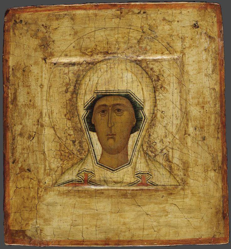 Св. вмч. Параскева Пятница, 1530-50 Holy Martyr, St. Paraskeva