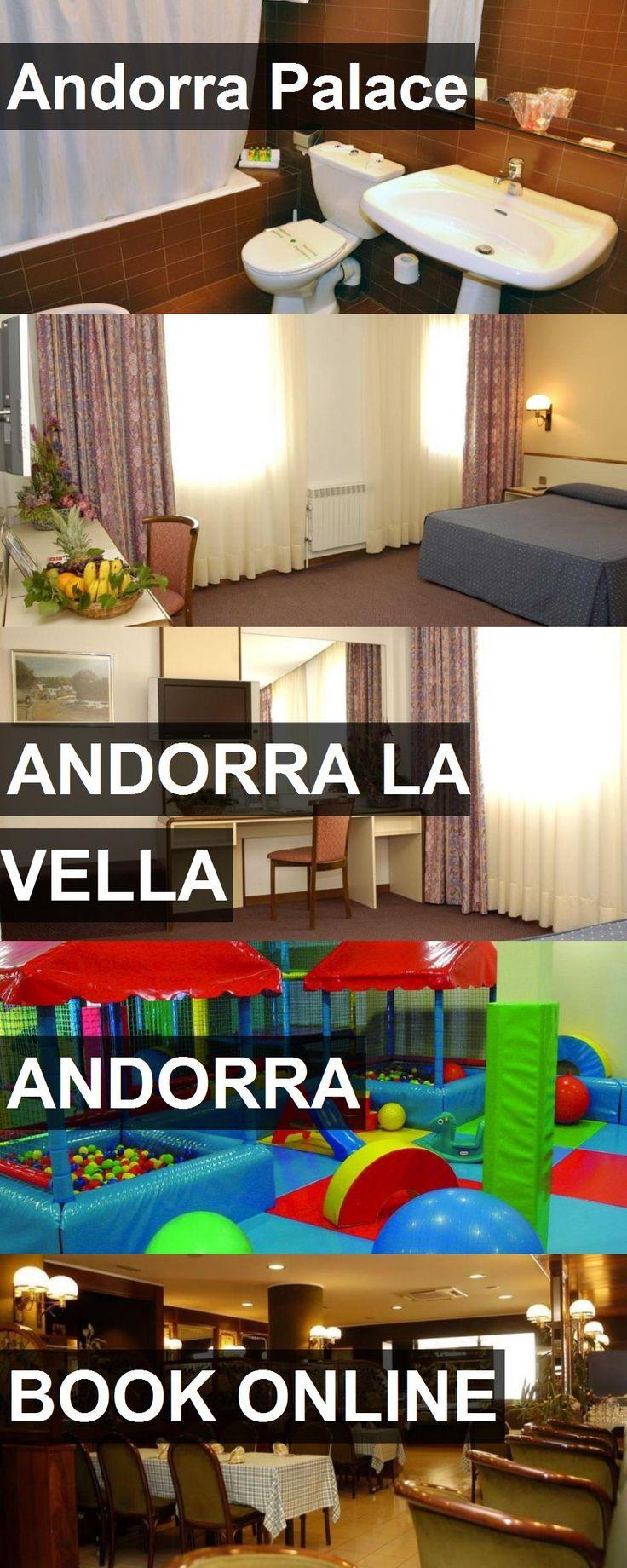 Hotel Andorra Palace in Andorra La Vella, Andorra. For more information, photos, reviews and best prices please follow the link. #Andorra #AndorraLaVella #hotel #travel #vacation