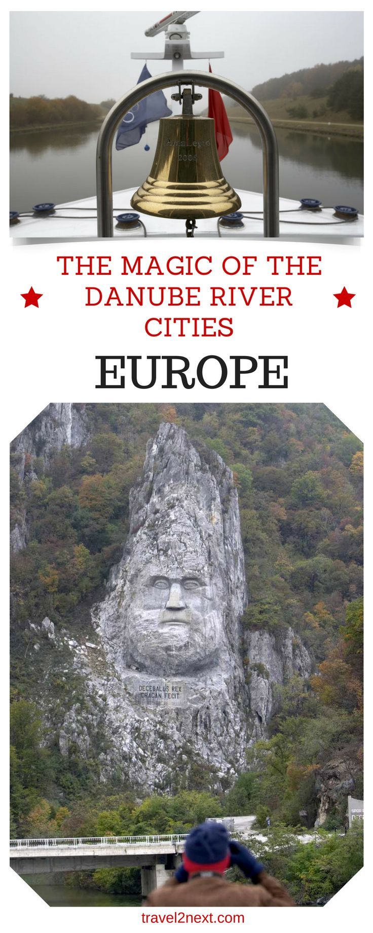 The Magic of the Danube River Cities in Europe. A European river cruise is a luxurious way of exploring Danube river cities and discovering countries that were once behind the iron curtain.