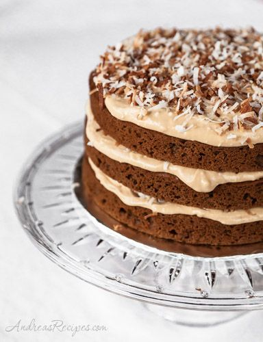 Spiced Pumpkin Layer Cake With Cream Cheese Frosting Recipes ...