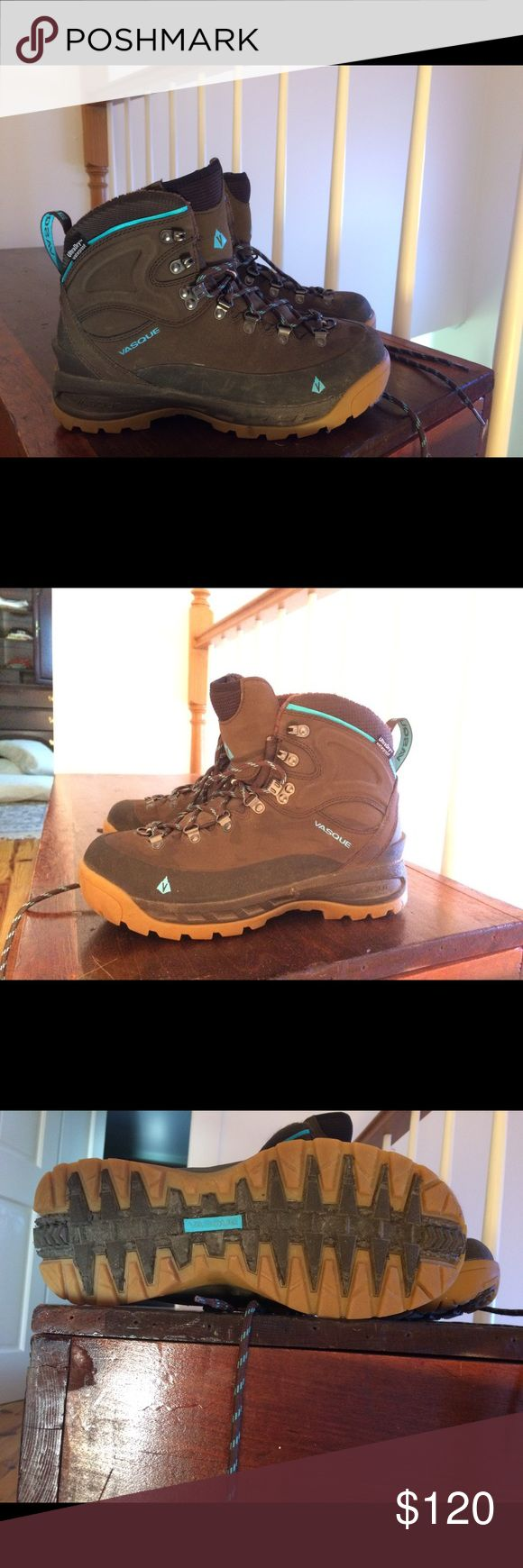 Vasque hiking boots Vasque Snowblime UltraDry Winter Boot - Women's.  Only used twice Vasque Shoes