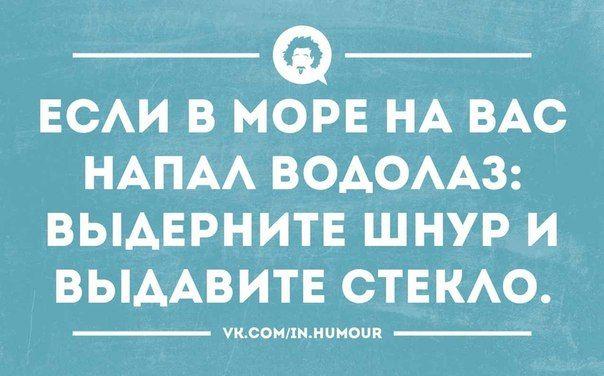 Юмор, цитаты, ...