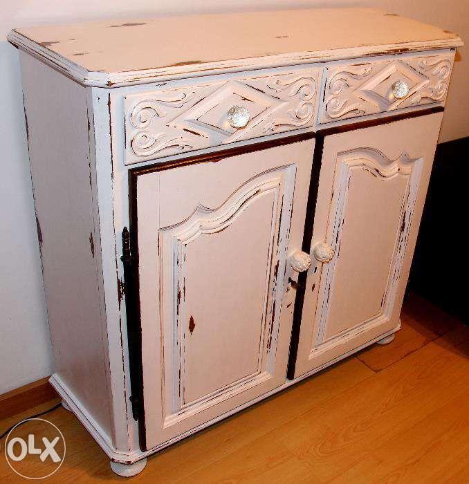 Móvel Vintage Remodelado Decape