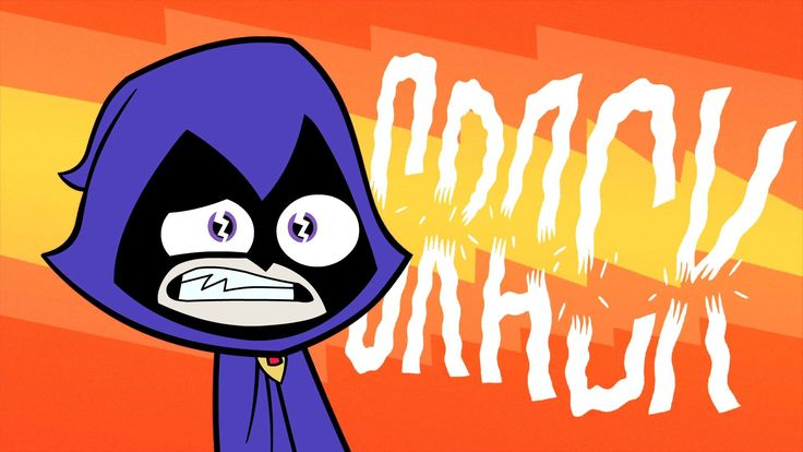 raven teen titans background full hd