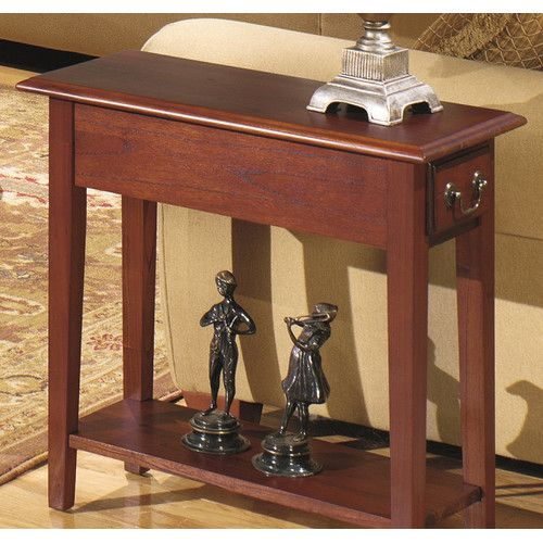 Found it at Wayfair.ca - Revere Broomhedge Chairside Table