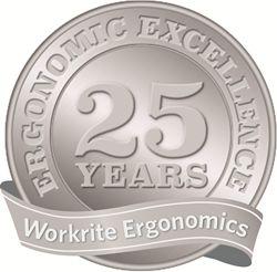 Workrite Ergonomics Celebrates 25th Anniversary