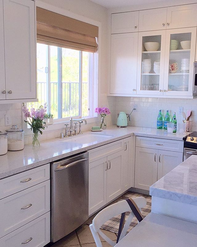 53 Best White Kitchen Designs: 17 Best Ideas About All White Kitchen On Pinterest