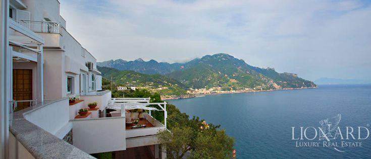 Villas for sale on the Amalfi Coast