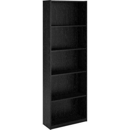 Ameriwood 5-Shelf Bookcase, Multiple Colors - Walmart.com