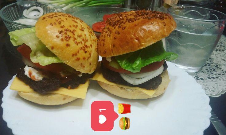 Hamburger denince akla Nihat usta gelir 👌😍