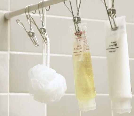 kucuk banyolar icin pratik asmali aparat kullanim fikri | Kadınca Fikir