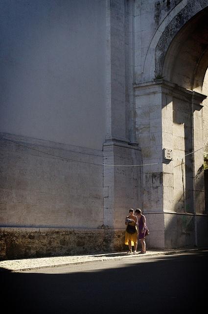 Lisbon. Perspective.